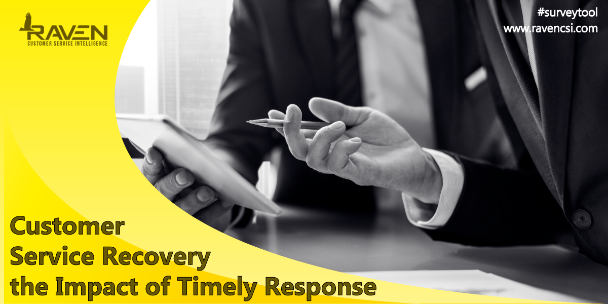blog6 - Customer Service Recovery the Impact of Timely Response